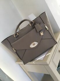 BEAUTIFUL MULBERRY WILLOW TOTE BAG