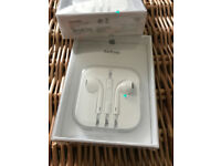 Lot of 10x Genuine Apple EarPods for iPhone 6+ 6 5s 5c MD827ZM/A White
