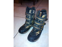 Boots - Size 3