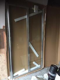 New Shower screen door 1100mm