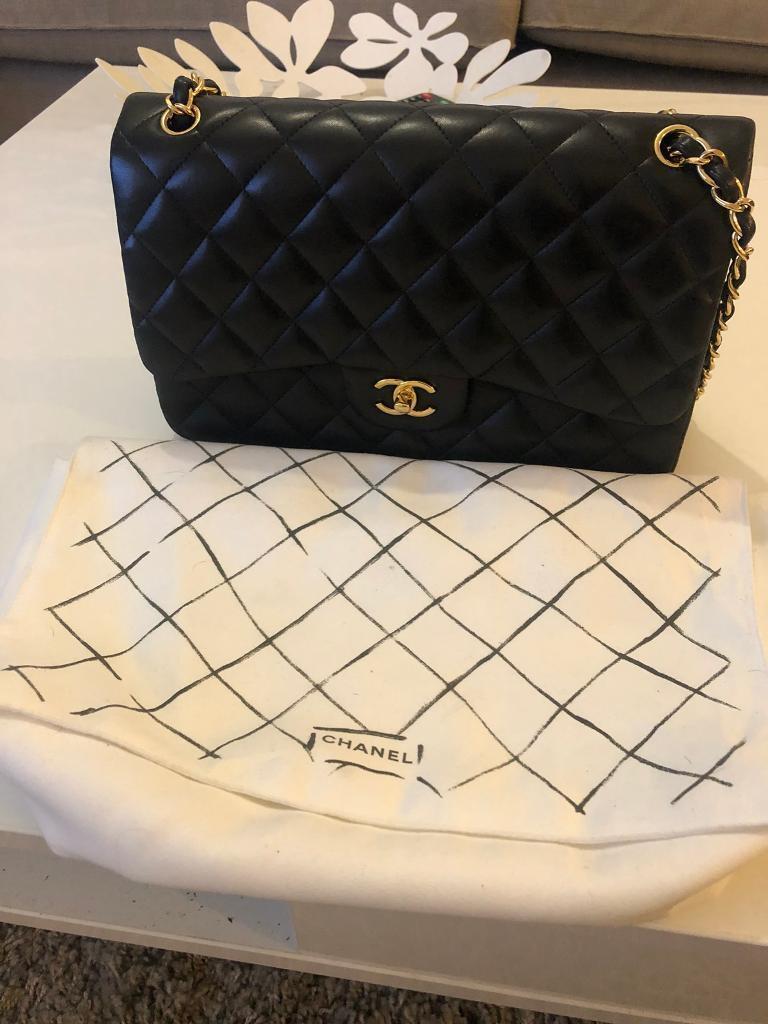 3c60664d3a32 Chanel vintage double flap shoulder bag   in Chafford Hundred, Essex ...