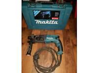 MAKITA Rotary Hammer Demolition Hammer Drill HR2470 rotation