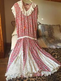 Diane Fres designer dress