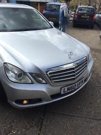 Mercedes E220 automatic diesel bmw audi vw