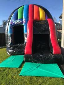 Bouncy Castles and inflatables for sale