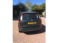 Ford Focus cmax 54 plate Mot failure