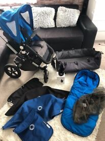 Bugaboo Cameleon 3 and accessories