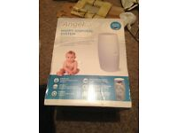 Angelcare Nappy disposal system.