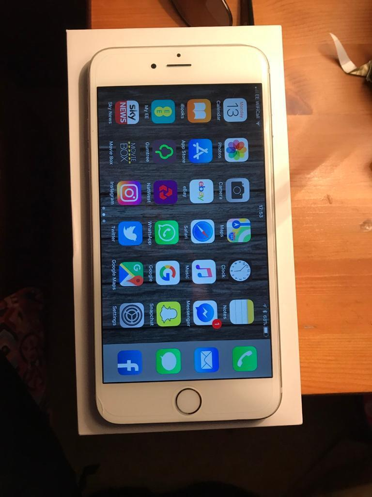 iPhone 6S 64GB plus Unlocked for Sale