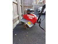 Camon 2000 Tiller Honda GC160 engine serviced very good runner 1st time starter great machine