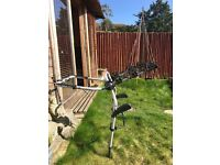 Thule Freeway Bicycle Carrier Rear-Mounted for 3 Bikes