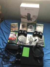 Xbox 360 E 500GB Console Bundle