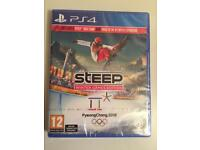 steep winters game addition (ps4) sealed