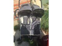 Double stroller