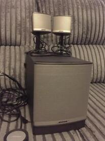 Bose Companion 3 series 2 multimedia speaker system