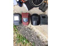 Inverter welder and equipment