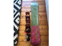 Rossignol Snowboard & Bindings Ladies 150