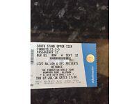 2x Beyoncé tickets Hampden Park...REDUCED PRICE