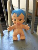 1960,s PEBBLES FLINTSTONE DOLL 6 INCHES TALL