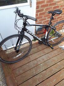 Cannondale mens bike