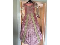 Victorian Dress (dressing up)
