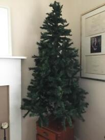 6ft artificial Christmas tree