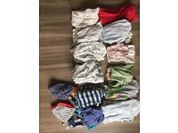 Baby boy 6-9m 9-12m winter clothes bundle