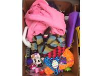Mixed box full of kidsand teenage items