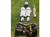 Boys Slazenger Cricket Set