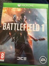 Battlefield 1 & Thief Xbox One