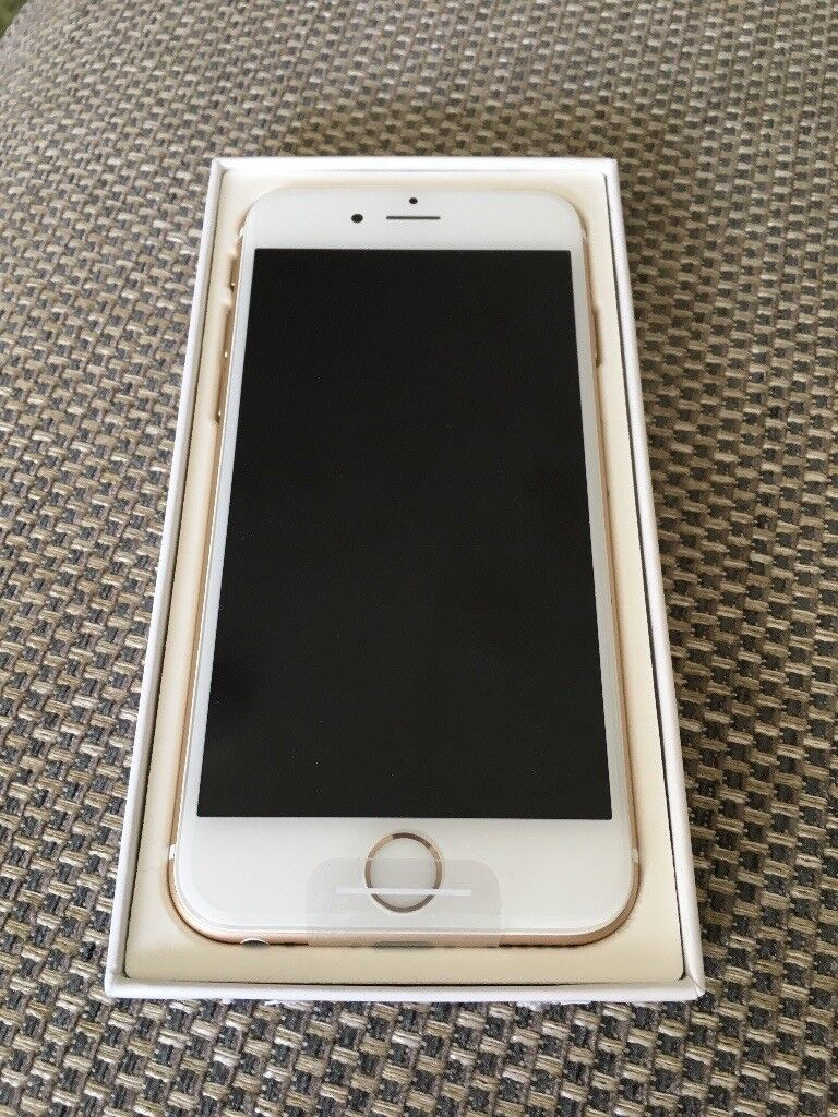 iPhone 6s Gold BRAND NEW