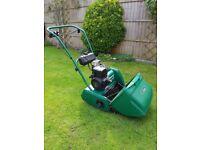 Qualcast petrol cylinder classic 355 lawn mower