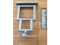 TV Bracket Strong and Sturdy Pivots Extends