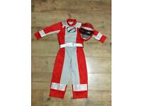 Aged 5-6 power ranger outfit