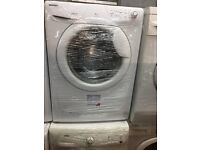 nice White hoover washing machine 6kg 1400 spin in excellent condition in full working order