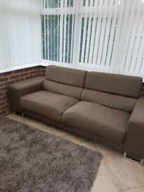 Free three seater sofa