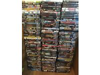 650 dvds job lot for sale