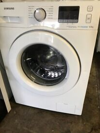 SAMSUNG ECO BUBBLE WASHER 8KG LOAD