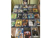 PlayStation 2 Games Bundle + Eyetoy