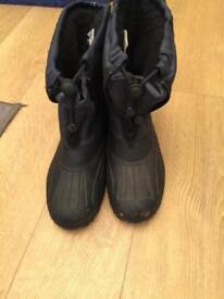 Ladies winter boots size 7