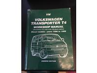 Volkswagen T4 workshop manual