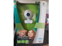 new boxed and unused webcam - £6.00 ono collection only