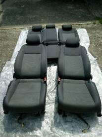 Car seats vw jetta/golf mk 5