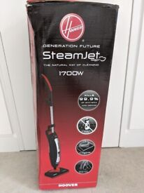 Hoover Steam Jet mop - as new