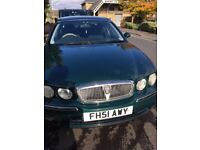 Rover 75 1.8 Classic in BRG