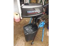 Tohatsu / Mercury 5hp outboard motor