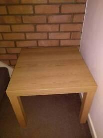 Ikea Lack coffe table - Oak Effect