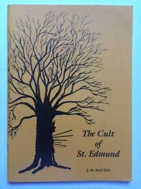 THE CULT OF ST. EDMUND - J.M. MATTEN (PAPERBACK, 1996)
