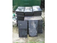 USED FIBRE CEMENT ROOF TILES 600X300MM