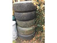 Land Rover tyres and wheels